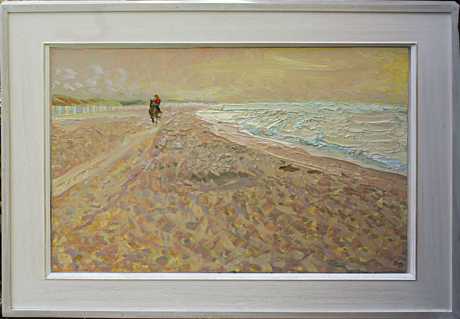 ''EASTER EVENING RIDE: SOUTH HOLLAND BEACH''