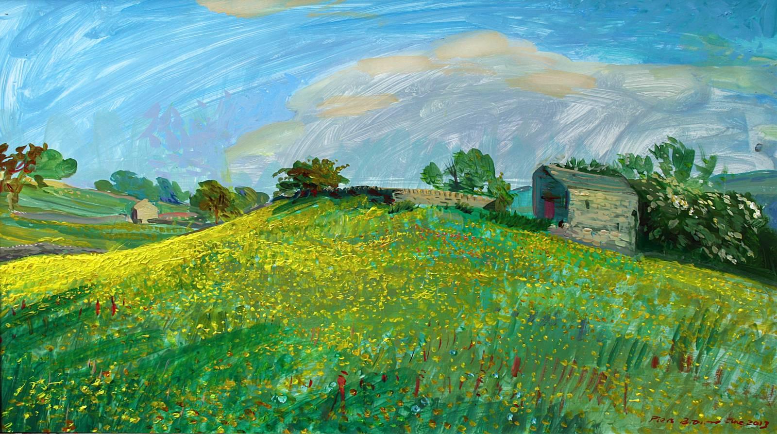 Yorkshire Landscape Paintings