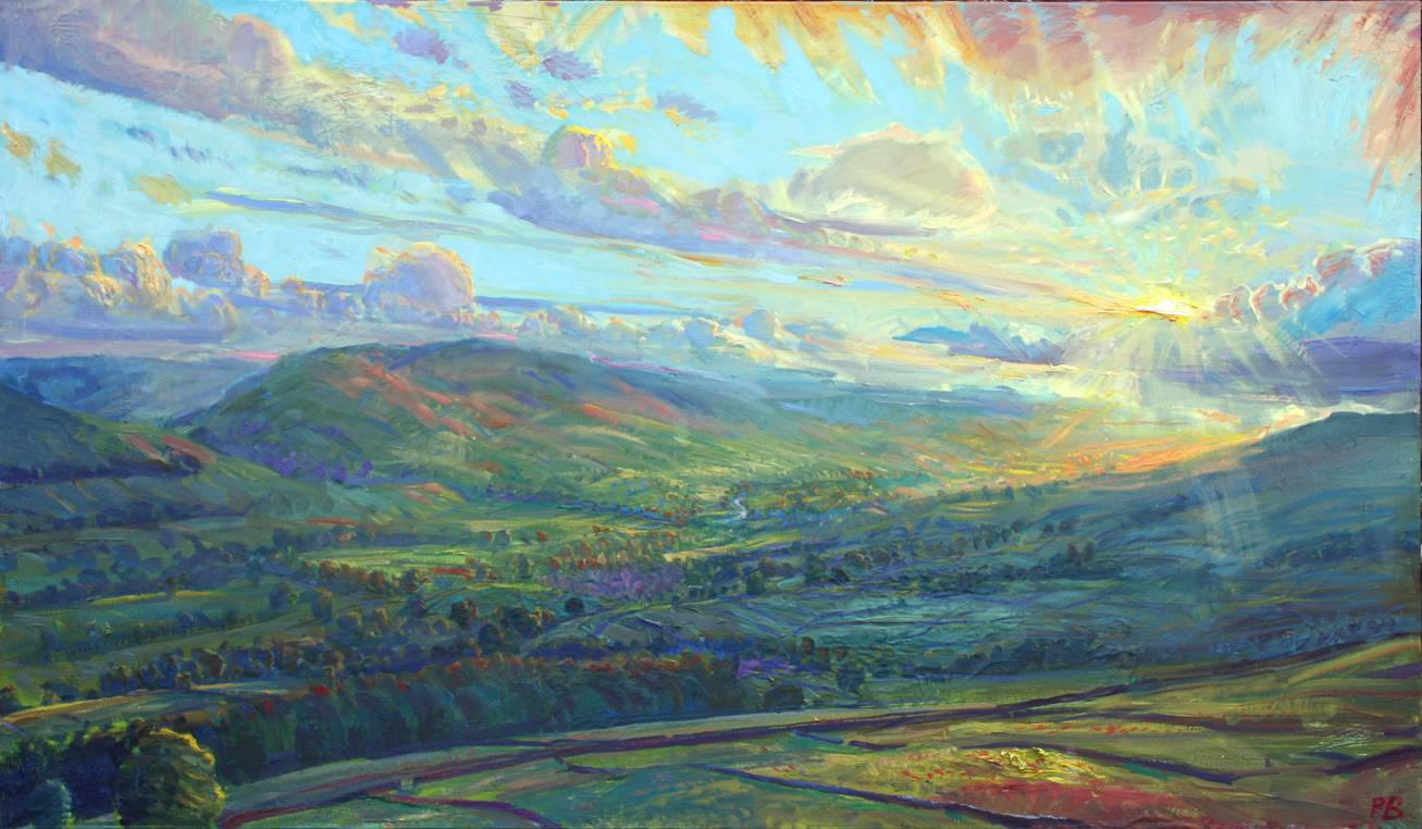 Yorkshire Landscape Paintings